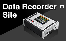 TEAC Data Recorder Site